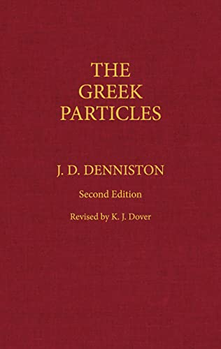 9780872202993: The Greek Particles