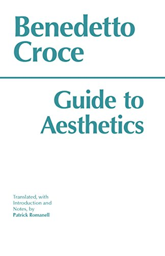 9780872203044: Guide to Aesthetics