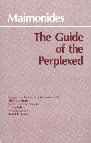 9780872203259: The Guide of the Perplexed (Hackett Classics)