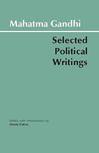 9780872203303: Gandhi: Selected Political Writings (Hackett Classics)