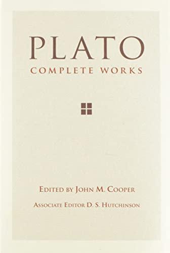 9780872203495: Plato: Complete Works