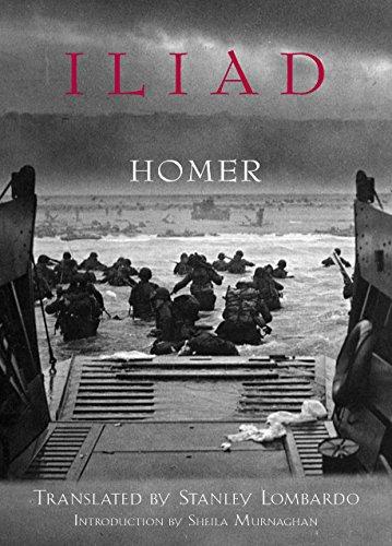 9780872203525: The Iliad