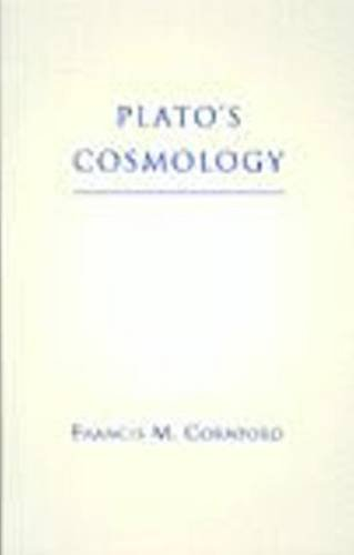 9780872203877: Plato's Cosmology: The Timaeus of Plato