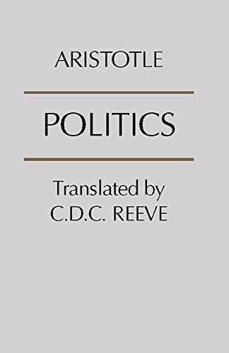 9780872203884: Politics