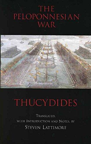 9780872203945: The Peloponnesian War