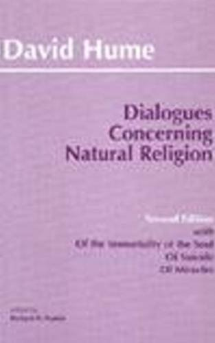 9780872204034: Dialogues Concerning Natural Religion (Hackett Classics)