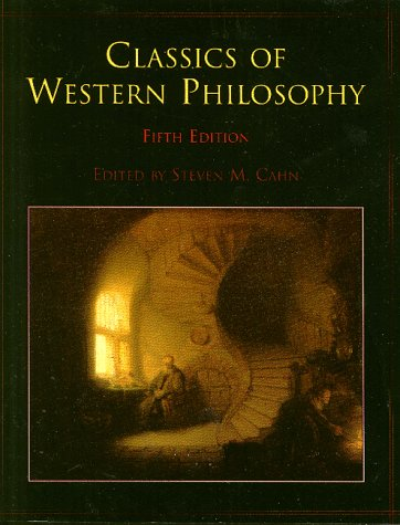 9780872204362: Classics of Western Philosophy