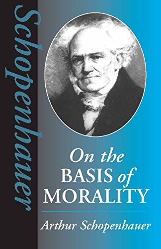 9780872204423: On the Basis of Morality (Hackett Classics)