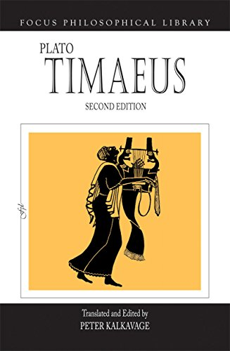 9780872204461: Timaeus