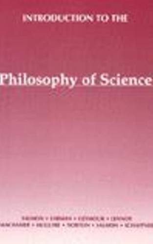 9780872204515: Introduction to the Philosophy of Science: A Text by Members of the Department of the History and Philosophy of Science of the Universe of Pittsburgh