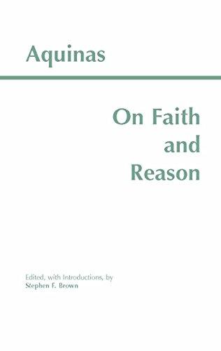 9780872204560: On Faith and Reason (Hackett Classics)
