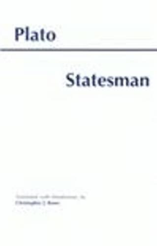 9780872204638: Statesman (Hackett Publishing Co.)