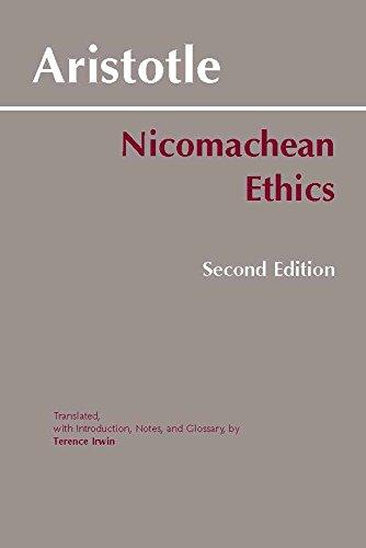 9780872204645: Nicomachean Ethics