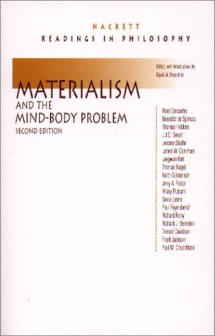 9780872204782: Materialism and the Mind-Body Problems (Hackett Readings in Philosophy) (Transactions of the American Philosophical Society,)