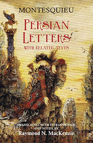 9780872204904: The Persian Letters (Hackett Publishing Co.)