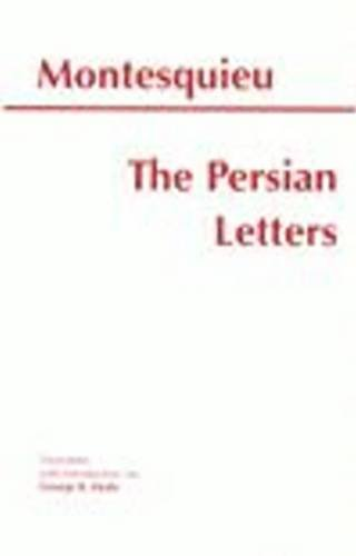 9780872204911: The Persian Letters (Hackett Publishing Co.)
