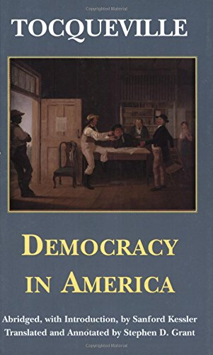 9780872204942: Democracy in America (Hackett Classics)