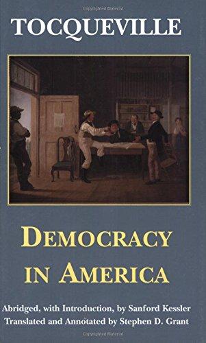 9780872204942: Democracy in America (Hackett Classics)