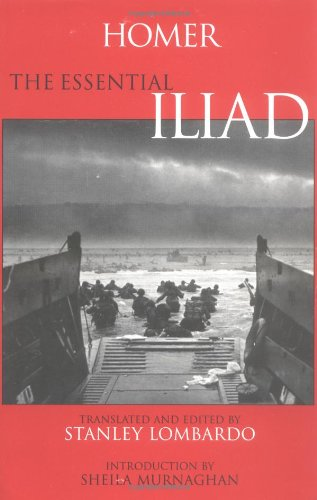9780872205420: The Essential Iliad