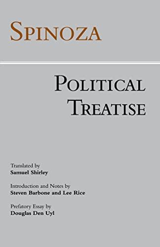 Political Treatise: Shirley Samuel Spinoza