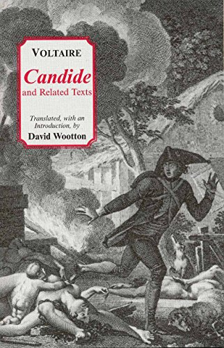 9780872205468: Candide and Related Texts