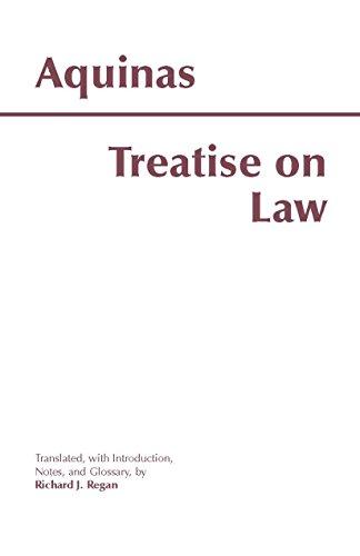 9780872205482: Treatise on Law (Hackett Classics)