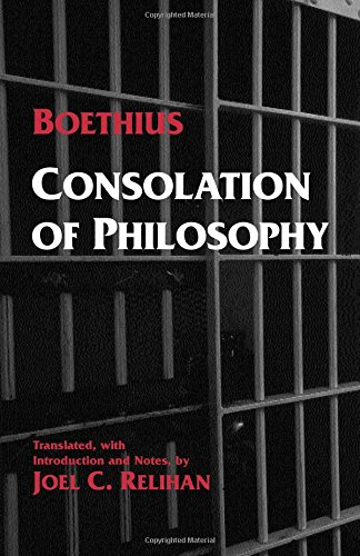 9780872205833: Consolation of Philosophy