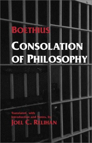 9780872205840: Consolation of Philosophy