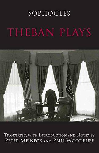 9780872205857: Theban Plays (Hackett Classics)