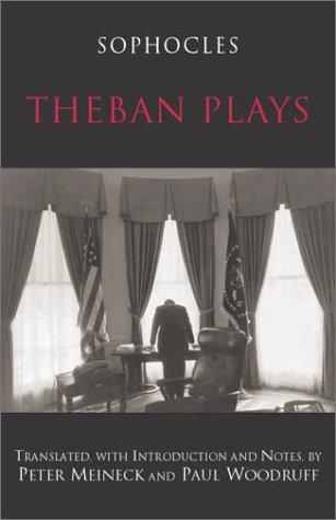 9780872205864: Theban Plays (Hackett Classics)