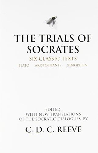 9780872205895: The Trials of Socrates: Six Classic Texts
