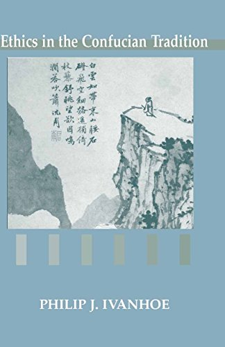 9780872205970: Ethics in the Confucian Tradition: The Thought of Mengzi and Wang Yangming: The Thoughts of Mencius and Wang Yangming