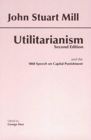 9780872206069: The Utilitarianism (Hackett Classics)
