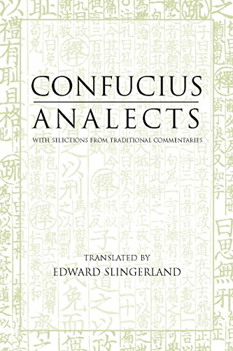 9780872206359: Analects: With Selections from Traditional Commentaries (Hackett Classics)