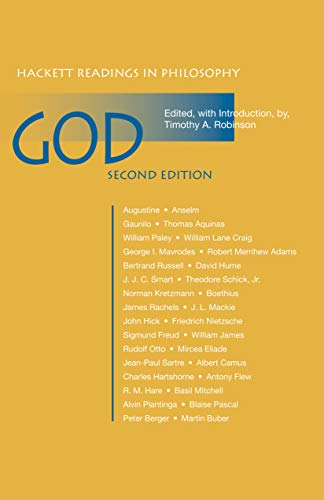 9780872206410: God, 2nd Edition