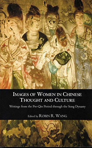 9780872206519: Images of Women in Chinese Thought and Culture: Writings from the Pre-Qin Period through the Song Dynasty