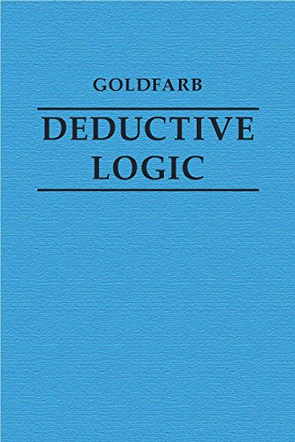 9780872206601: Deductive Logic