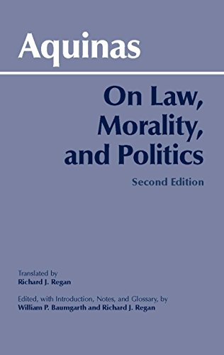 9780872206632: On Law, Morality and Politics, 2nd Edition (Hackett Classics)