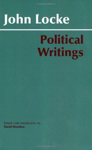 9780872206762: Locke: Political Writings (Hackett Classics)