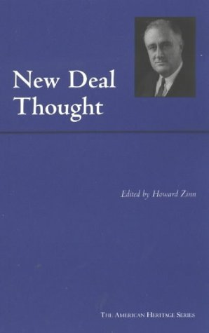 New Deal Thought (American Heritage Series): Hackett Publishing Company,