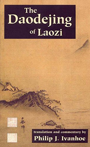 9780872207011: The Daodejing of Laozi (Hackett Classics)