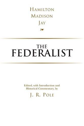 9780872207127: The Federalist