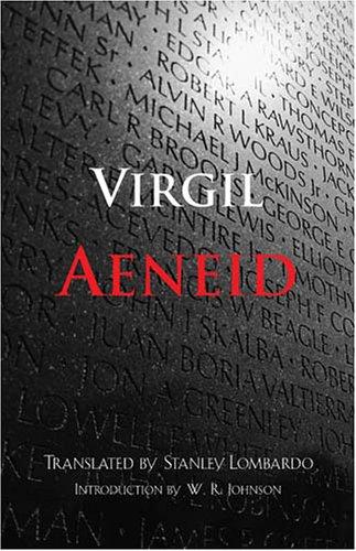 9780872207325: Aeneid (Hackett Classics)