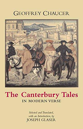 9780872207547: The Canterbury Tales in Modern Verse (Hackett Classics)