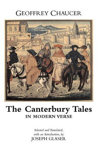 9780872207554: The Canterbury Tales in Modern Verse (Hackett Classics)