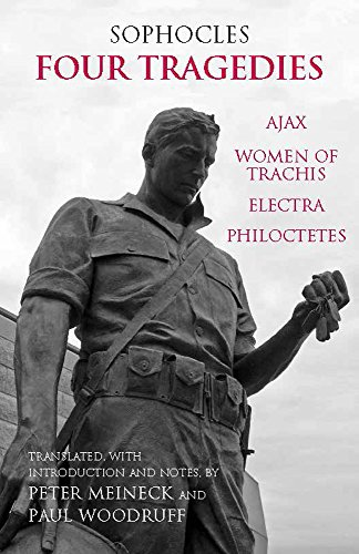 9780872207639: Four Tragedies: Ajax, Women of Trachis, Electra, Philoctetes