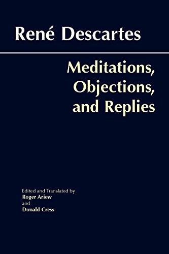 9780872207981: Meditations, Objections, and Replies (Hackett Classics)