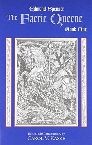9780872208070: The Faerie Queene, Book One (Hackett Classics) (Bk. 1)