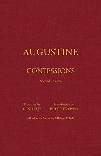 9780872208179: Confessions (Hackett Classics)