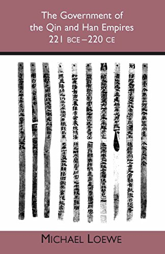 9780872208186: The Government of the Qin And Han Empires: 221 Bce-220 Ce